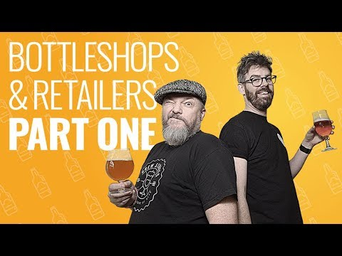 The bottle shops tour. Part One… in the city