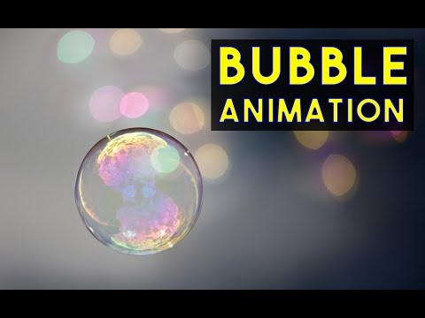 Bubble Animation effect - PowerPoint 2016 Tutorial