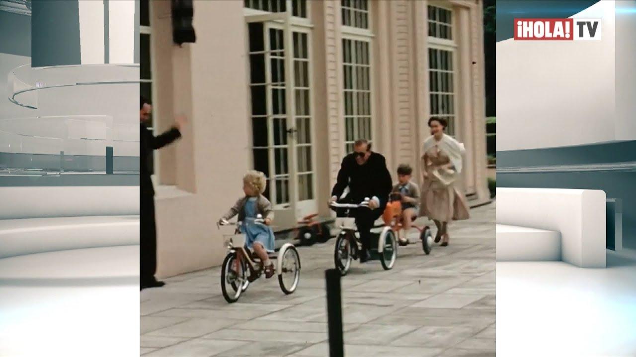 Los hijos del duque de Edimburgo compartieron varios recuerdos con su padre   ¡HOLA! TV