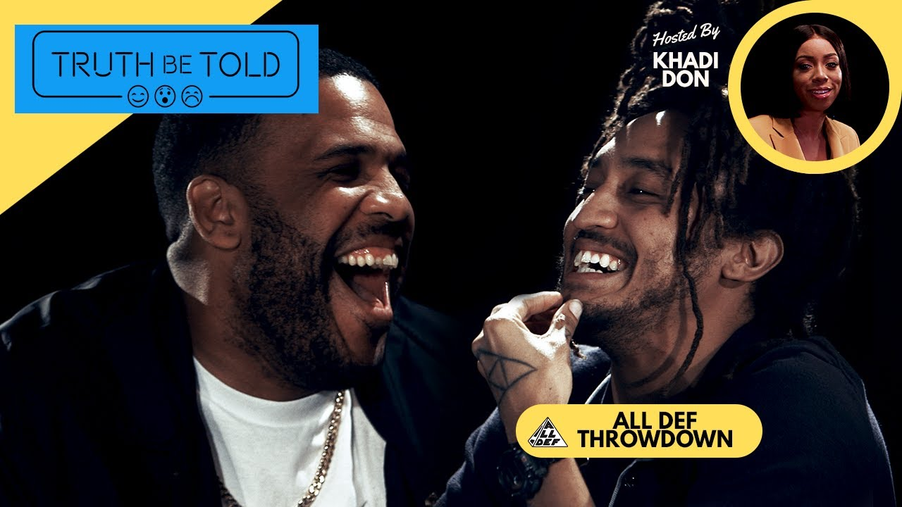 Download Truth Be Told: All Def ft. Patrick & Doboy | All Def