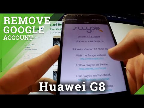 Huawei bypass Google Account  - remove factory reset protection