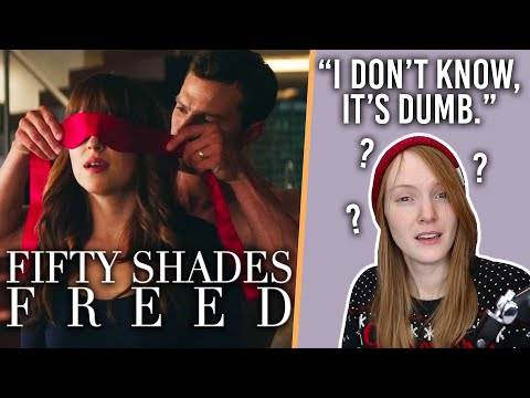 Fifty Shades FREED Is DUMB - Ice Cream Is Canceled (Rant Part 3)