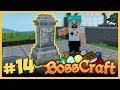 Işınlanma Taşı ve Yeni BossCraft Özellikleri - Minecraft Shader Survival - BossCraft #14