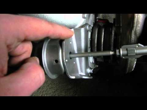 Rover TD - Gt2056 -  actuator fitment