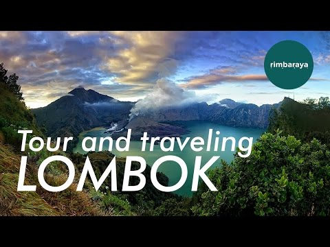 Lombok Tour and Travel Package | Rimbaraya Labs | Iklan Djava Vista | Tour And Travel 720 2016