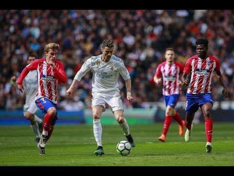 FIFA 18 Real Madrid Vs Atletico Madrid  La Liga - Tivibu Spor (NIXBLACK-GUGA TV ÖZET)