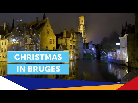 Christmas in Bruges | Travel with P&O Ferries | Christmas Destinations | Belgium