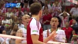 24.09 Волейбол: България - Полша 3:2