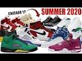 SUMMER 2020 JORDAN RELEASE INFO (EXCLUSIVE!) + CHICAGO 1 STILL RELEASING?!
