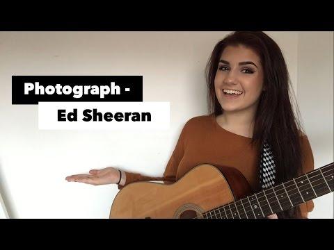 Photograph - Ed Sheeran Guitar Cover