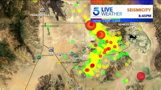 7.1 Magnitude Earthquake Strikes Southern California | KTLA 5 News Coverage