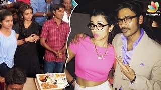 Dhanush lauds Trisha's performance | Kodi Movie
