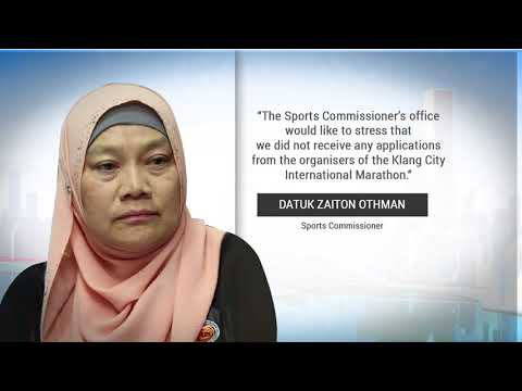 Klang Marathon OrganiserTo Face Legal Action