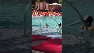 Redrock pool in Las Vegas(4)
