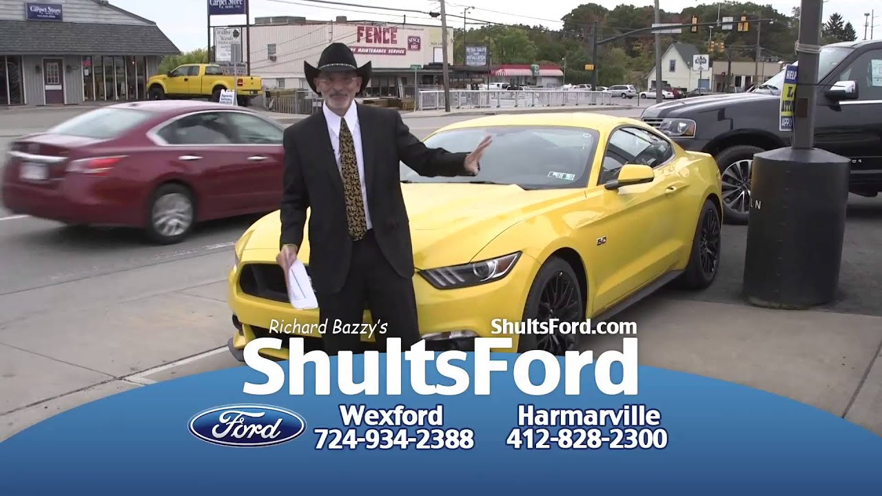 Shults Ford Wexford >> October 2014 Specials from the Ford King Richard Bazzy ...