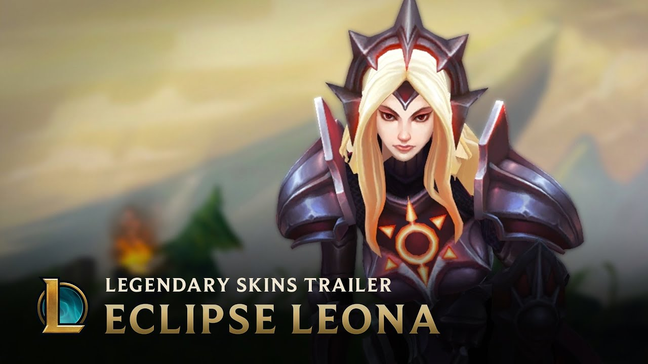 The Coven And The Eclipse Eclipse Leona Skins Trailer League Of