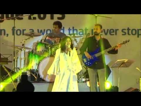 Sufi Performance by Rekha Bhardwaj I Tere Ishq Mein