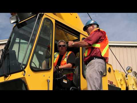 Mobile Crane Operator Certification - Practical Assessment