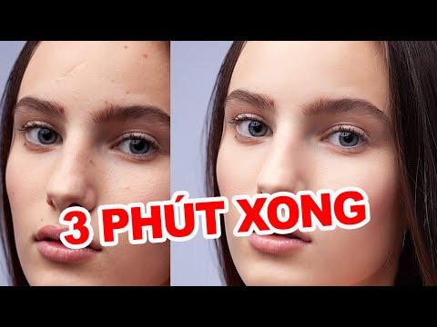 4 Bước Làm Mịn Da Bằng Photoshop Chuyên Gia Hay Làm