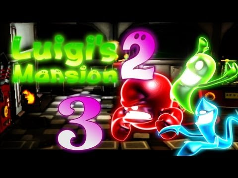 Let S Play Luigis Mansion 2 Part 3 Wayne Rooney Geister