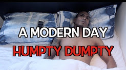 Depression Isn't Always Obvious (A Modern Day Humpty Dumpty) | Ton Mazzone