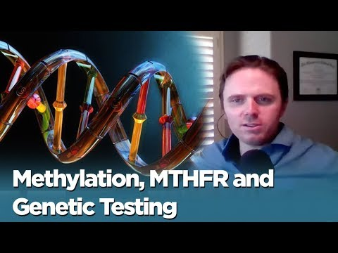 Methylation, MTHFR and Genetic Testing with Dr. Tim Jackson | Podcast #177