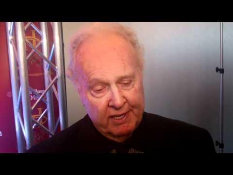 Paul Hornung Talks to Media Before 2011 Paul Hornung Award Banquet