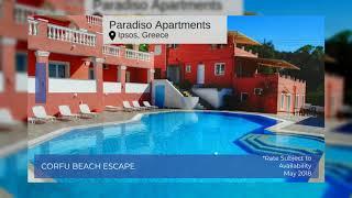 Corfu Beach Holidays | Holidays to Corfu | Greek Island Holidays | Super Escapes Travel