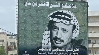 Yasser Arafat died of natural causes says Russian report