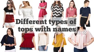 Different Types Of Tops With Names For Women Types Of Tops In Amazon 2020 Online Shopping