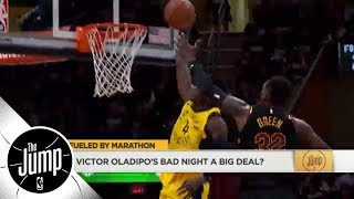 Victor Oladipo and Pacers 'can't go away from what got them' to NBA playoffs | The Jump | ESPN