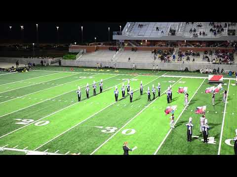 Manvel Football, Marching Band, and Majestic Dance