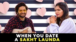 When Sakht Launda Date A Hot Girlfriend   Ft. Ali Fazal (Milan Talkies)   RVCJ