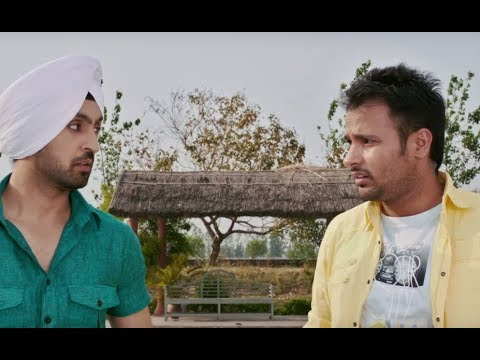 Threat To Diljit Dosanjh & Amrinder Gill's Life | Saadi Love Story