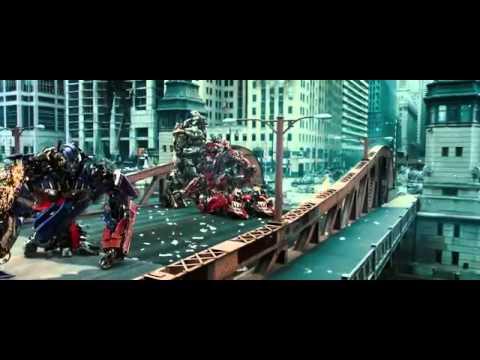 Transformers 3 la muerte de sentinel