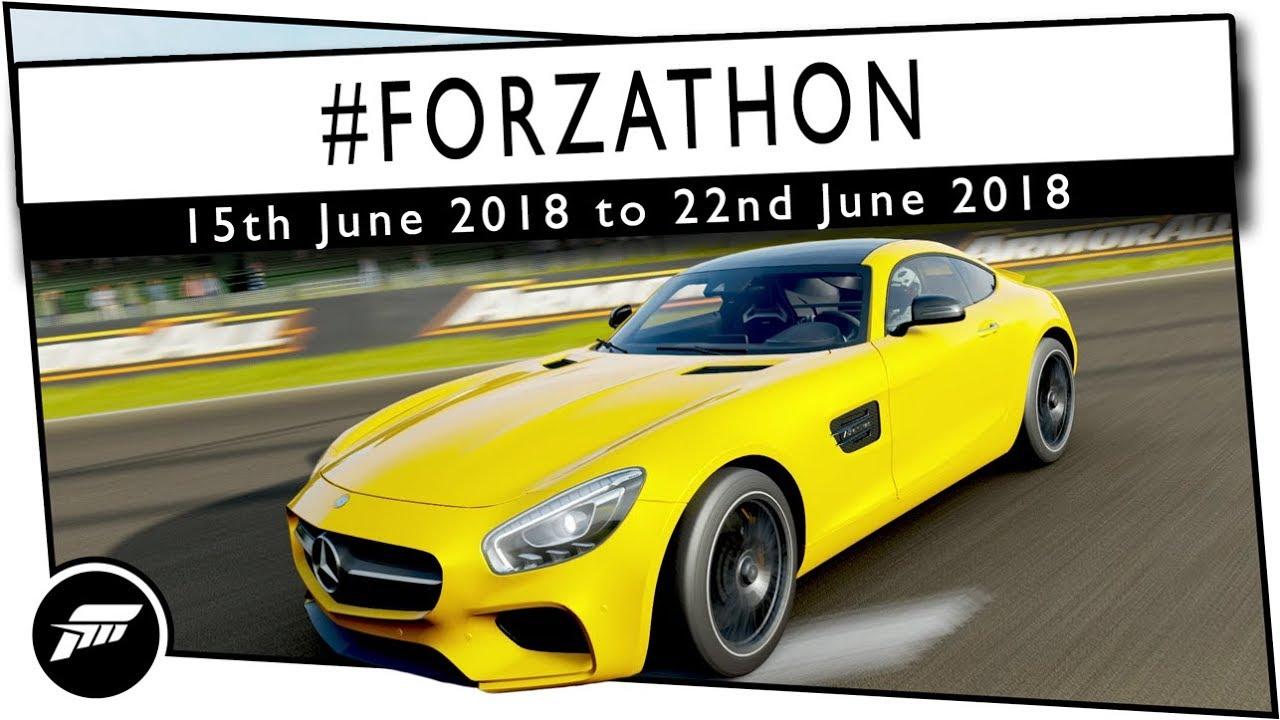 forzathon forza motorsport 7 fri 15th june 18 to fri 22nd june rh youtube com forza motorsport 7 best a class forza motorsport 7 best a class car