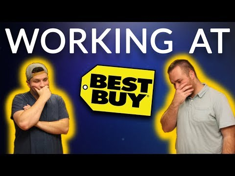 Working At Best Buy - Commentary.