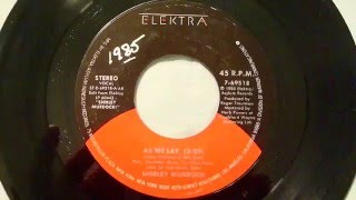 shirley murdock as we lay 45 rpm