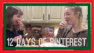 The 12 Days of Pinterest Day 12: Magic Cake!