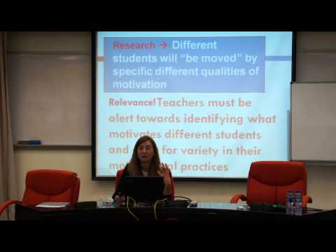 Prof Lourdes Ortega - Language education and SLA: The search for reciprocal relevance