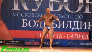 Танцы + Бодибилдинг | Отличная произволка Андрей Попов