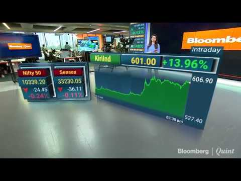 Market Wrap: Sensex Posts Biggest Monthly Gain Of 2017