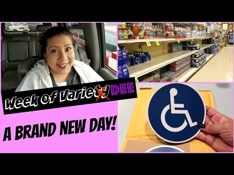 A Brand New Day! | Earthquake Scare, Bad Night, Let's Shop