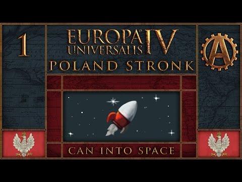 Europa Universalis IV Poland Stronk 1 - Самые лучшие видео