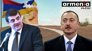 Араик Арутюнян: Переговоров без Арцаха быть не может