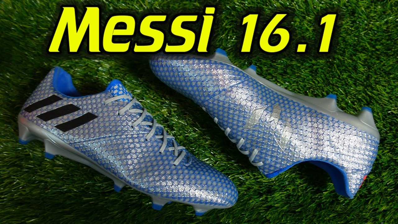 Adidas Messi 16.1 (Mercury Pack) - Review + On Feet - YouTube 2c8d4ba3fecbd