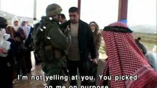 CHECKPOINTS IN PALESTINE 4-6
