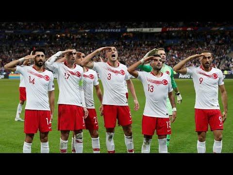 ناد ألماني يطرد لاعبا تركيا بسبب -التحية- ووزير الرياضة التركي يدافع عنها…  - 22:54-2019 / 10 / 15