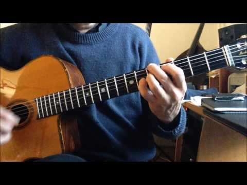 Stardust - Fapy Lafertin chord version