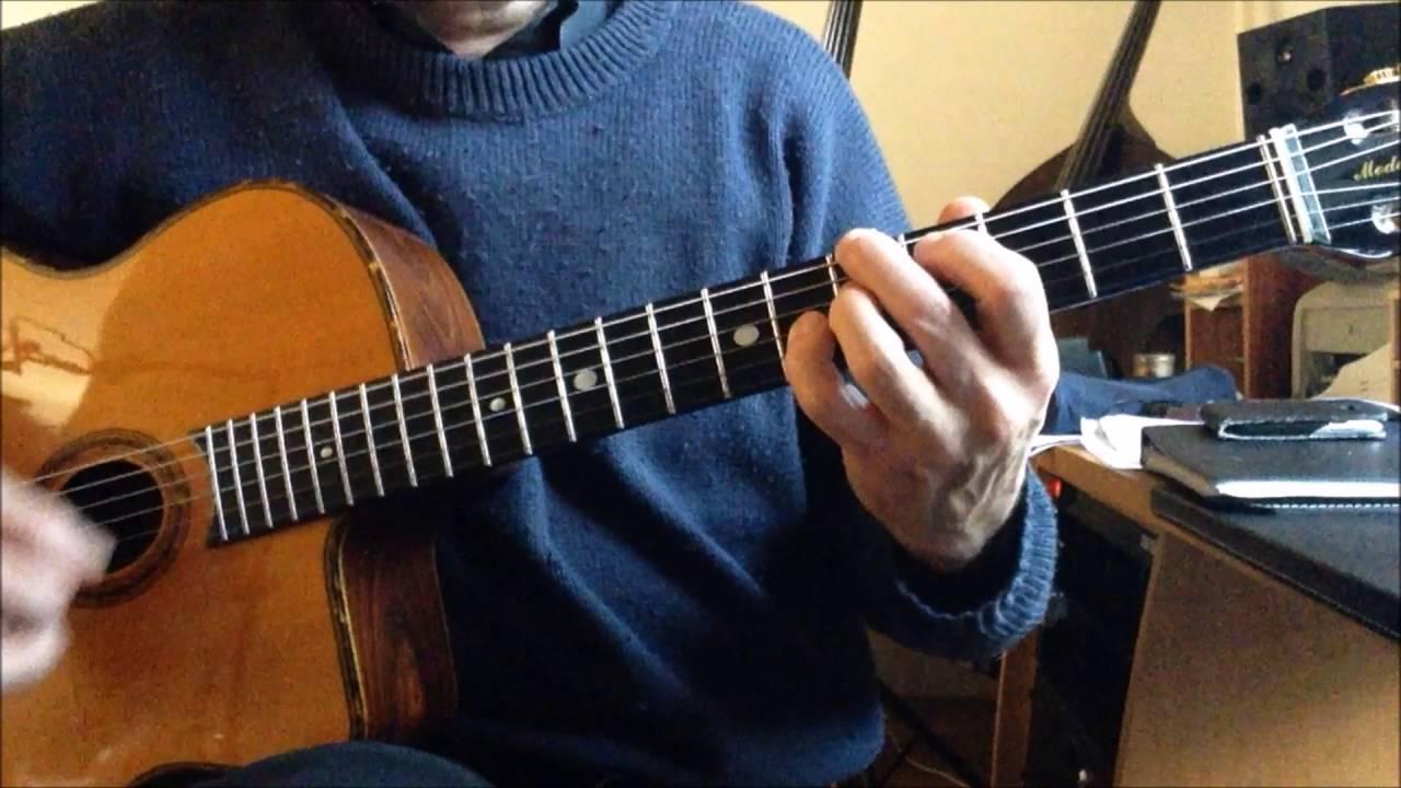 Stardust Fapy Lafertin Chord Version Youtube